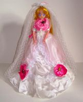 Sailor Moon Usagi Wedding Doll - SOLD by onsenmochi