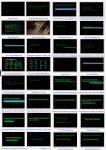 Alien 1979 M.U.T.H.R (Mother) interfaces by eaglespear