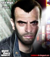 Niko Bellic real by mataleoneRJ