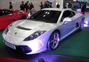 Oullim Spirra Turbo RS, Korea's Exotic Supercar by toyonda