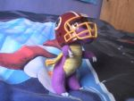 Spyro's Getting Ready For The Game! 4 by RedDevilDazzy2007