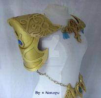 Princess Zelda Twilight Princess acessories set by Narayu-Crea