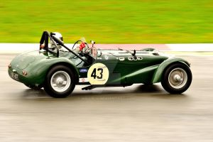 Allard J2 No 43 by Willie-J