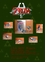Link  Wolf figure by WolfPink