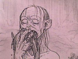 Not sso tasty... by SkekLa