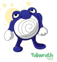 Poliwrath by StCoraline