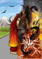 Power is Everything Jin and Devil Jin by Hayate94