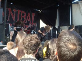 Mayhem Fest: Cannibal Corpse by NyNeko