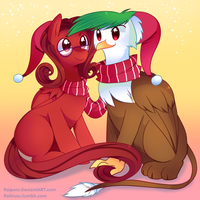 Holiday Poni - Nexxion by pekou