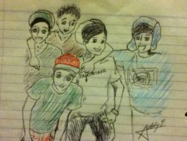 The Janoskians by tea-and-jumpers