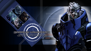 Garrus Vakarian - Mass Effect by cMac616
