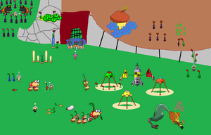 pikmin sprite picture 3 by ryanfrogger