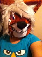 Siker Fursuit ''Still On Progress'' by Siker-MiddleVampire