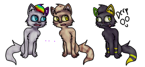 all of the kirbans by Socktehkitty