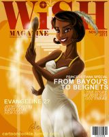 WiSH Magazine: Tiana Edition by racookie3