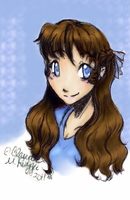 APH OC: Gabriele Doodle by Merry-Muse
