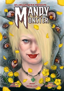 Mandy and the Monster cover by RomanovMT