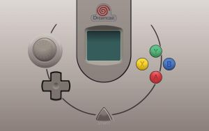 Dreamcast Controller Wallpaper by Doctor-G