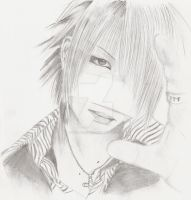 Reita the GazettE by Mika-loves-Kai