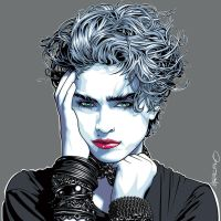 Madonna Art by meltendo