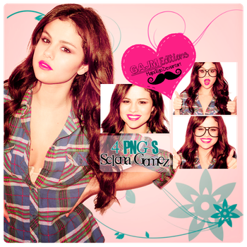 Pack PNG Selena Gomez by MajoAlgo