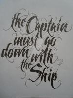Captains Rules by ZoeJackson21