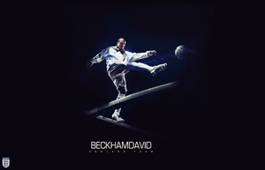 David Beckham/for WA contest by Gstyle13