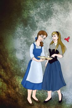 Those Girls by Nonimus