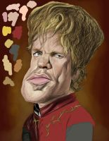 tyrion lannister preview by troeks