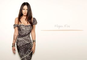 Megan Fox 23 by ArtSlash13