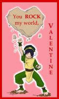 Valentine2007 - Earth by AmyClark