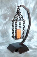 Garden candle stand by FNB-SC