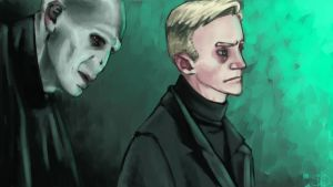 Well Done, Draco by superninjadeluxe