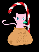 Christmas-Mew-Special-PMD by lossetta932