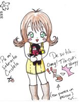 Selphie and Vincent doll xD by Arc-Ecclesia