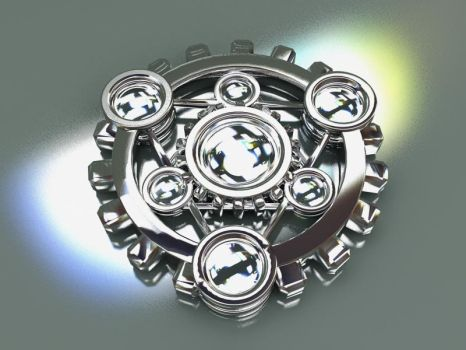 TechnoGuild Gears - Bling? by chemb0t