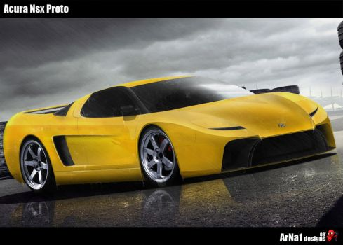 Acura NSX Proto Project 26 by arna1