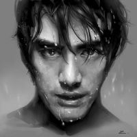 Wet looking by zhuzhu