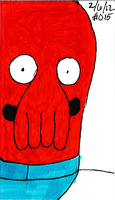 Zoidberg Challenge day 15 by SickSean