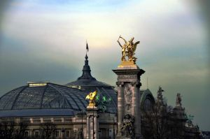 Grand Palais by titoune33