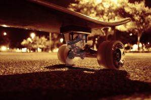 Longboard by QuintinoDeSousa