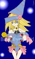 Dark Magician Girl by Blue-Eyes-Girl