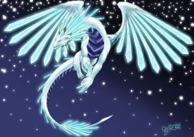 Elemental Dragon - Ice by Richi89