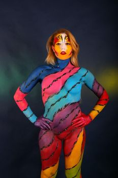 Elle 003 Spiral Colours by marshon