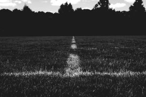 Chalk Lines by dontcarewhere