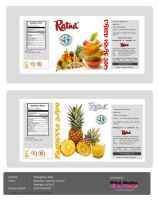 Ratna - Packaging Labels 1 by MadreMedia