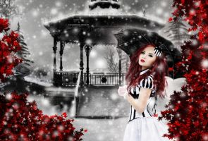 Red winter. by noune83