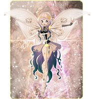 Kerin Enchantix Card by Aryl-Phoenix