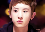 Chanyeollie by JacquelineV