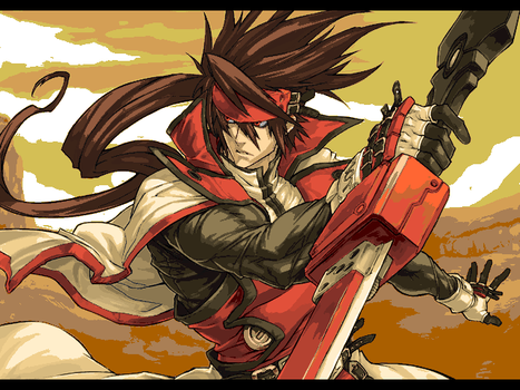 Guilty Gear XXACP - Order Sol Story Mode Ending V2 by Diegoutetsuma